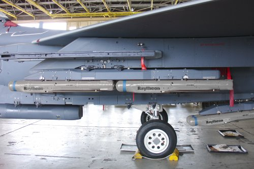 Raytheon nets $15M to support small diameter bomb II