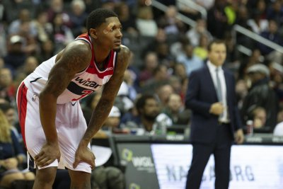 Wizards star Bradley Beal out of NBA restart due to shoulder injury