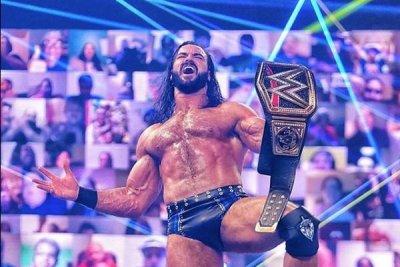 WWE Raw: Drew McIntyre wins back WWE Championship