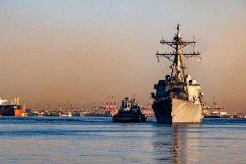 USS Rafael Peralta completes Sea of Japan exercises