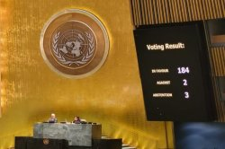 For 29th straight year, U.N. calls on U.S. to end 1960 Cuba embargo