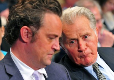 Matthew Perry pares down properties