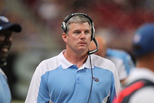 Munchak: No interest in Penn St. job