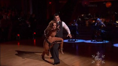 Leah Remini cut from DWTS