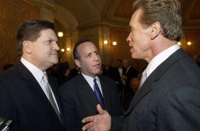 California state senate votes to suspend 3 politicians involved in corruption cases