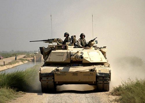 Saudis modify contract for Abrams tanks