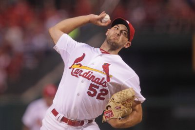 St. Louis Cardinals, Michael Wacha weather rain, blank Cincinnati Reds