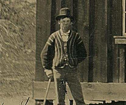 $2 antique store find confirmed as $5 million Billy the Kid tintype
