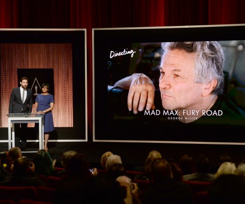 George Miller celebrates 'Mad Max: Fury Road' Oscar nods; talks about franchise's future