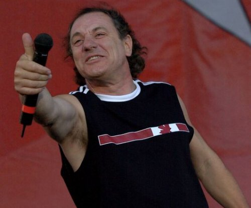 AC/DC postpones tour to save singer's hearing