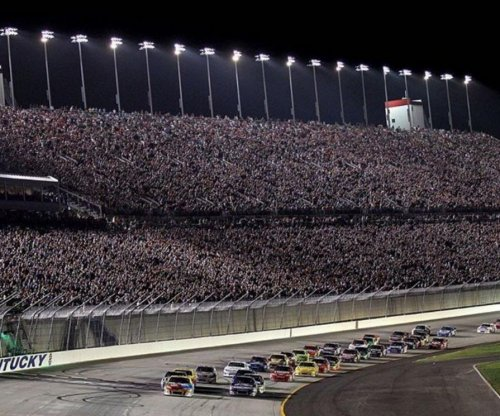 Repaved Kentucky ready for Round Two, aero changes