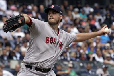 Drew Pomeranz, Boston Red Sox baffle Oakland Athletics