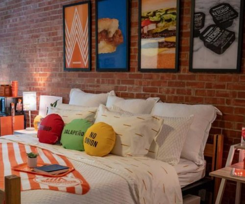 Whataburger superfan gets dorm room makeover