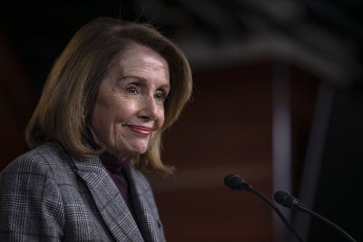 Nancy Pelosi's advice to women leaders: 'Know your power; be yourself'