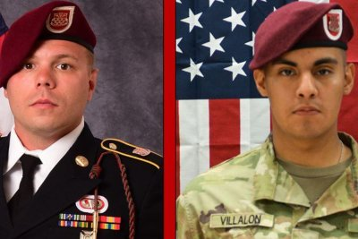 Pentagon identifies 2 soldiers killed in Afghanistan