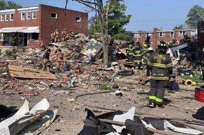 Death toll from Baltimore gas explosion rises to 2