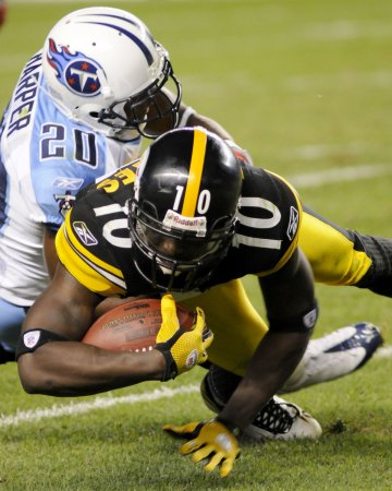 NFL: Pittsburgh 13, Tennessee 10 (OT)
