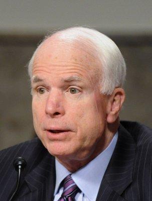 McCain is Clapper stopper