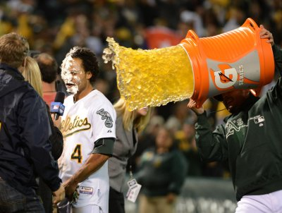 MLB: Oakland 4, Detroit 3
