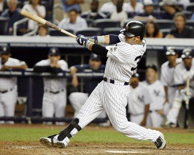 MLB: New York Yankees 3, Tampa Bay 2