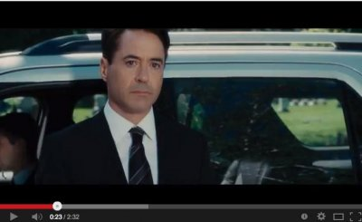 Robert Downey Jr. stars in new trailer for 'The Judge'