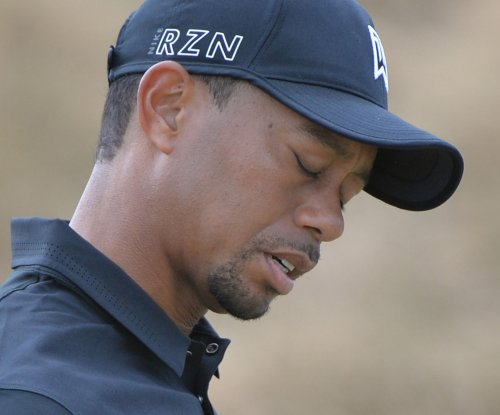 Woods falters to 80 at Chambers Bay