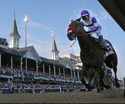 Preakness Preview: 'Powerful' Nyquist raring to go