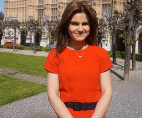 British MP Jo Cox dead after shooting, stabbing; 52-year-old man arrested