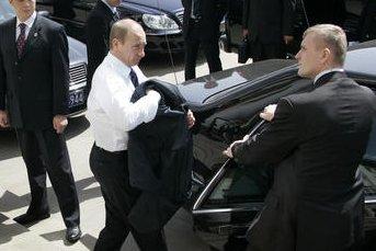 Rosneft on Putin's agenda in China