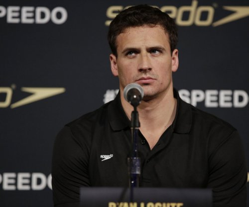 Lochte cleared of charges stemming from Rio gas station incident