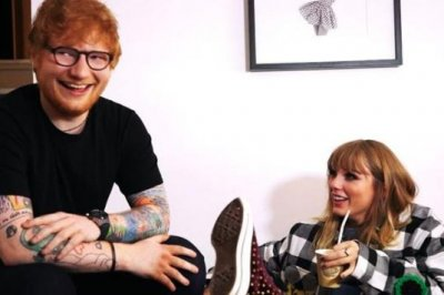 Taylor Swift teases Ed Sheeran in new video: 'You're peacocking'
