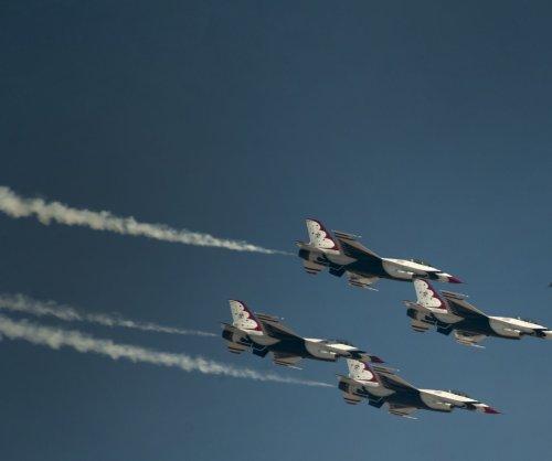 Air Force Thunderbirds pilot dies in Nevada crash