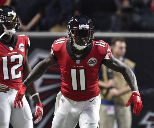 Atlanta Falcons WR Julio Jones absent from start of OTAs