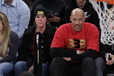 Lavar Ball, father of Lakers point guard Lonzo, auditions for 'Space Jam 2'