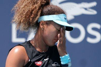 Tennis star Naomi Osaka fined $15K for not speaking to French Open media