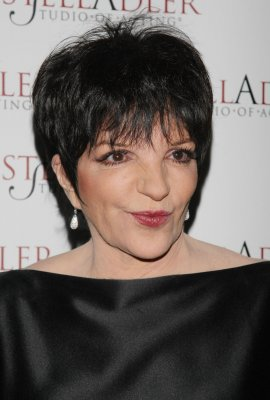 Liza Minnelli breaks wrist while rehearsing at home