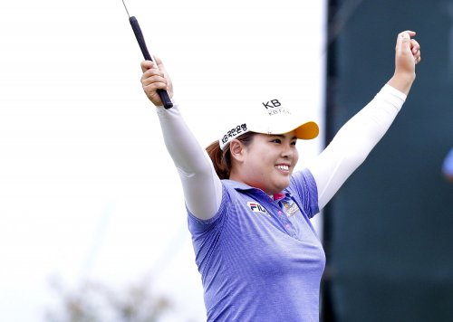 Inbee Park looking at golf major history this week