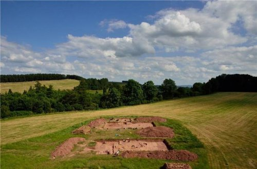 Ancient 'halls of the dead' uncovered in British countryside