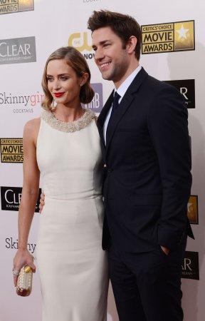 Emily Blunt hosts star-studded, intimate baby shower