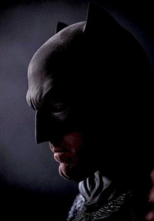 DC Comics releases new Ben Affleck as Batman image