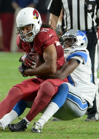 Cardinals' Larry Fitzgerald has knee injury