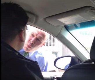 NYPD probing video of purported plainclothes cop's xenophobic rant to Uber driver