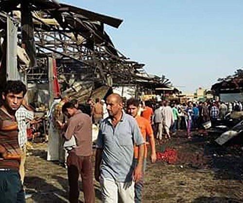 Islamic State Baghdad bombing targeting Shiites kills more than 70