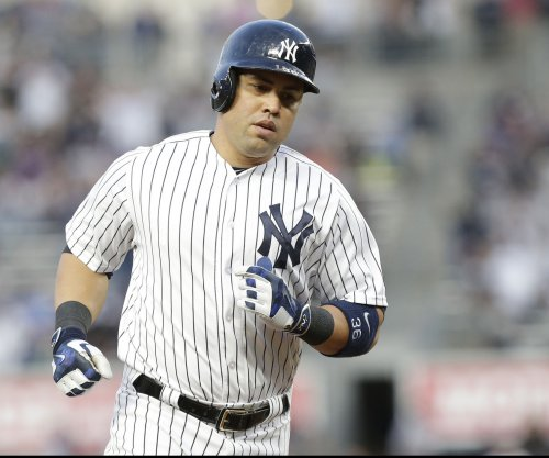 Carlos Beltran's 3-run homer lifts New York Yankees past Los Angeles Angels