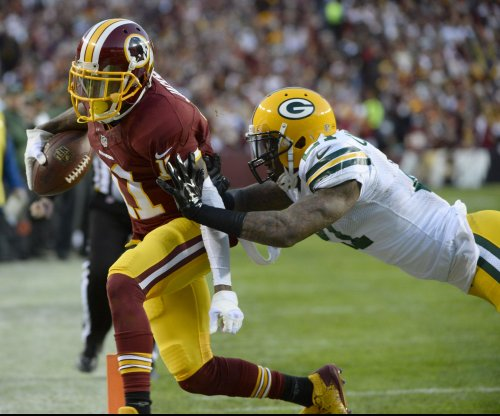 Washington Redskins WR DeSean Jackson returns to practice