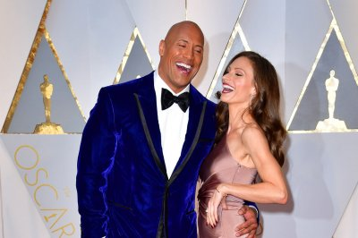 Dwayne Johnson jokes he was ready to take down 'rogue' producer during Oscar confusion