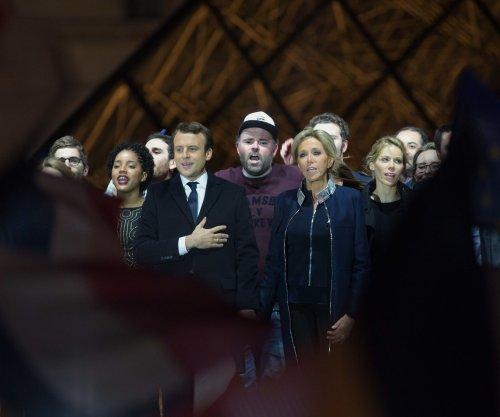 France decisively elects centrist Emmanuel Macron president
