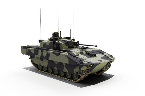 Britain testing Ajax armored vehicles