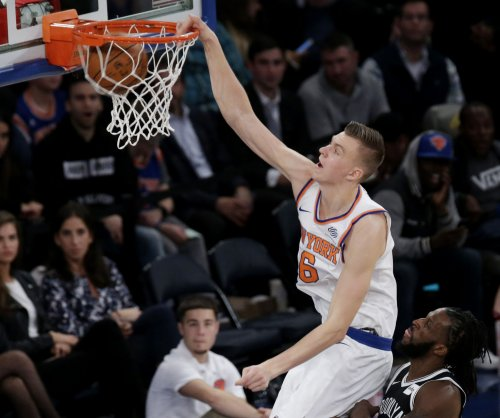 New York Knicks stagger LeBron James, Cleveland Cavaliers with 114-95 win