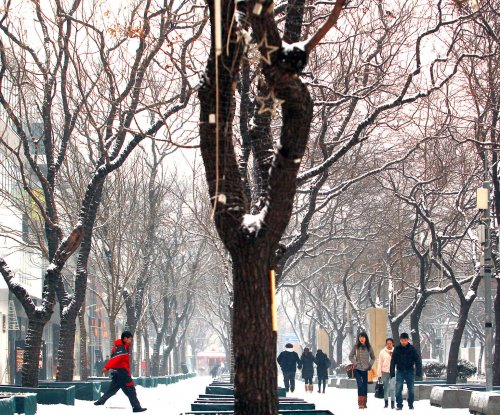 Human influence has reduced chances of record-breaking cold in China